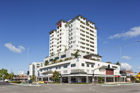 Exterior of property - Best Western Plus Cairns Central Apartments