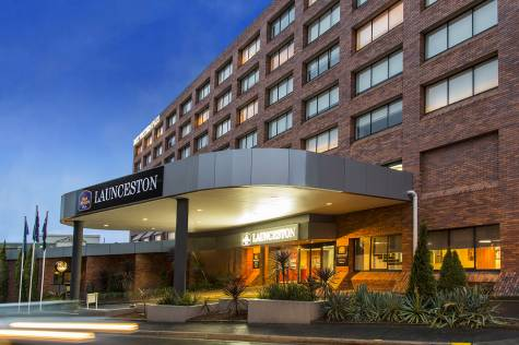Hotel Entracnce - Best Western Plus Launceston