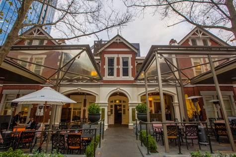 Exterior - BEST WESTERN PREMIER Terrace Hotel
