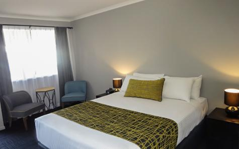 Queen Room - Best Western The Stirling Rockhampton