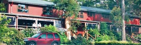 External - Bilpin Springs Lodge