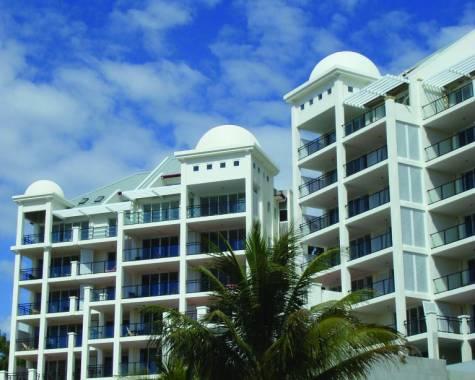 External - at Blue Horizon Resort