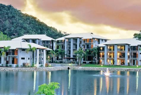 Exterior - Blue Lagoon Resort