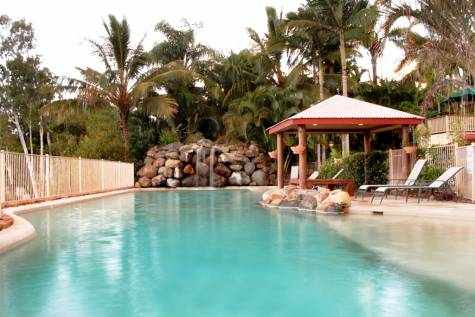 Pool - Boathaven Spa Resort