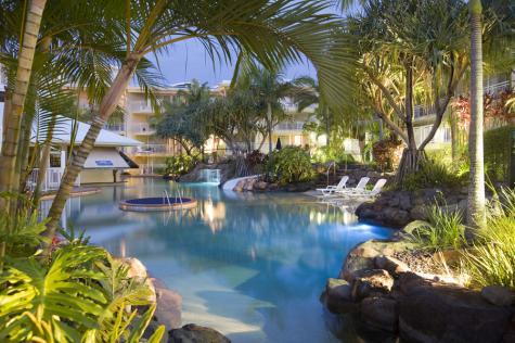 Swimming Pool - BreakFree Alexandra Beach