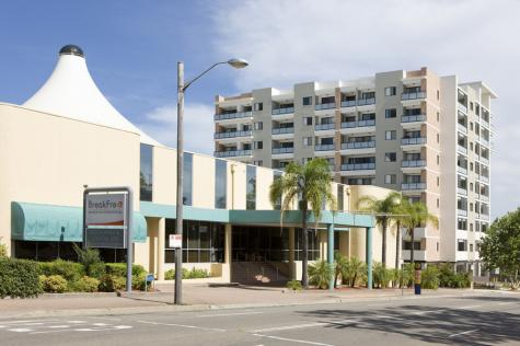 Exterior - Breakfree Bankstown International