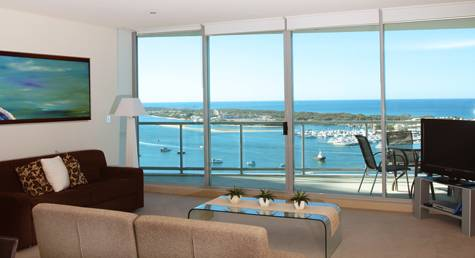 1 Bedroom Apartment - Brighton on Broadwater Shores