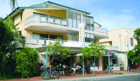 External   Byron Quarter Holiday Apartments