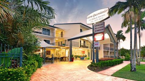 Exterior - Cairns Queenslander Hotel & Apartments