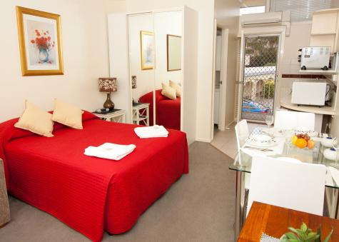 Larger Studio Griffith - Canberra Short Term and Holiday Accommodation