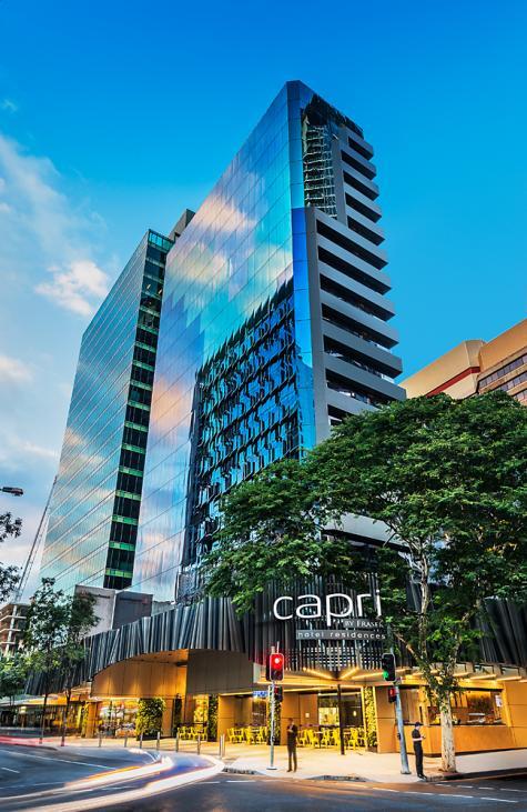External - Capri by Fraser Brisbane