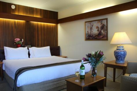 King Room - Captains Lodge International