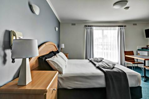 Deluxe Room - Central Motel Port Fairy
