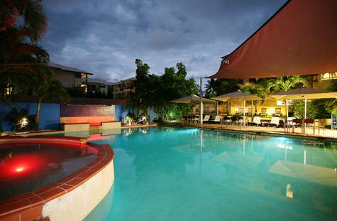 Pool - Central Plaza Port Douglas