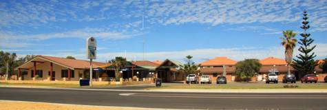 Panoramic - Cervantes Pinnacles Motel