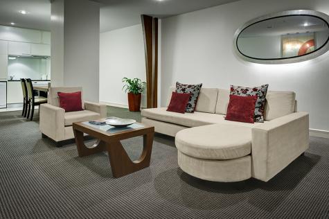 Executive one bedroom suite - Citylife Wellington