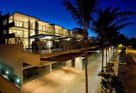External - Coconut Grove Apartments