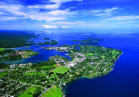 Madang Lagoon, Papua New Guinea | Coastal Care