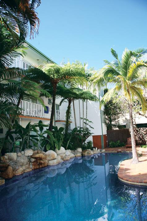 Pool - Coral Tree Inn