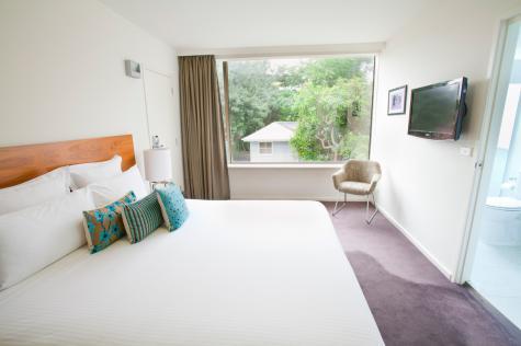 Deluxe Room - Cosmopolitan Hotel Melbourne