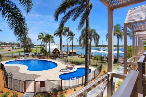 Pool - Country Comfort Port Macquarie Waters Edge
