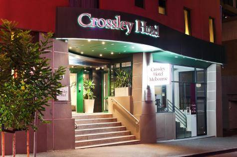 Exterior - Crossley Hotel Melbourne