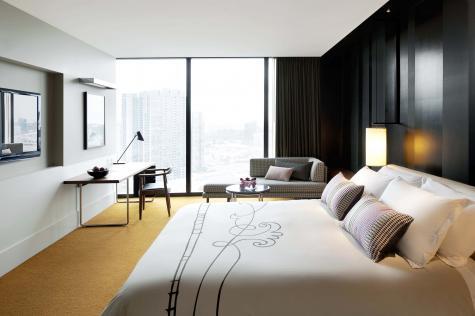 Luxe King room - Crown Metropol Melbourne