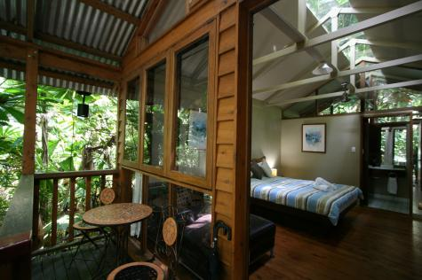 Internal Cabin 2 - Daintree Wilderness Lodge