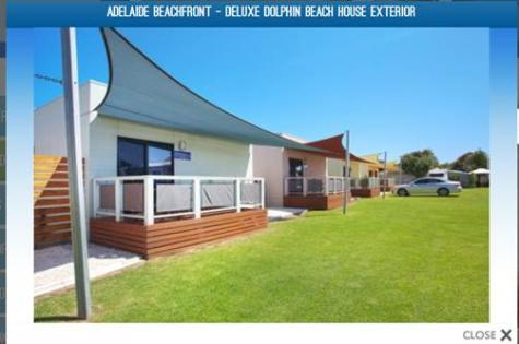 Deluxe 3Bedroom - Discovery Parks - Adelaide Beachfront