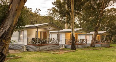 Deluxe Villa - Discovery Parks - Clare