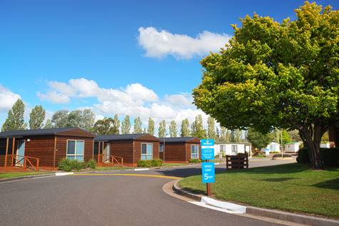 Entrance - Discovery Holiday Parks Hadspen