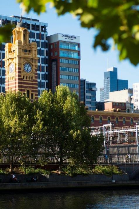 DoubleTree Melbourne Exterior - DoubleTree by Hilton Melbourne - Flinders Street