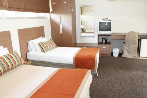Twin Room - Econo Lodge City Star Brisbane