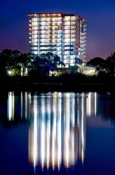 Exterior - Edge Apartment Hotel