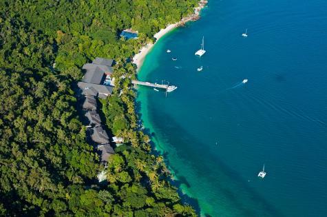 Exterior - Fitzroy Island Resort