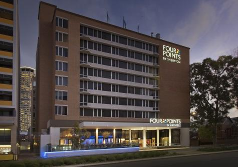 Hotel Exterior - Four Points by Sheraton Perth
