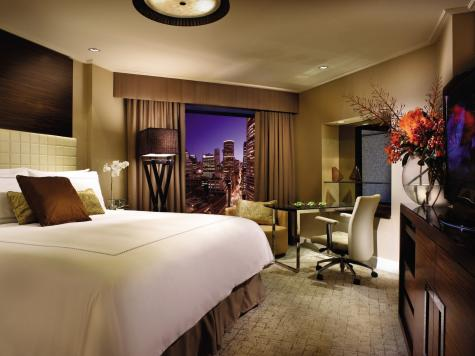 Deluxe City-View - Four Seasons Hotel Sydney