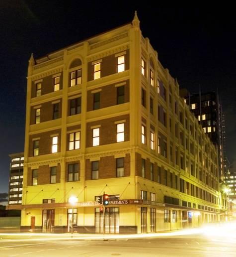 External - Franklin Central Apartments