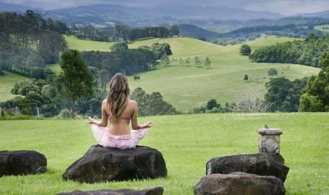 Meditation - Gaia Retreat & Spa