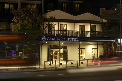 Exterior - Gambaro Hotel Brisbane