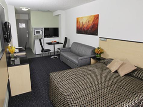 Superior Studio Double Apartment - Goodearth Hotel Perth