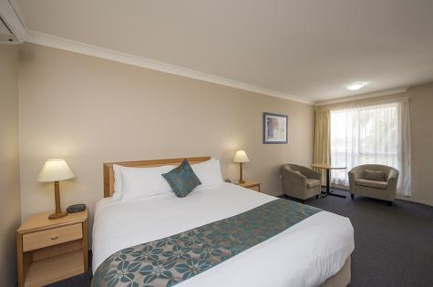 Executive King Room - Harbour Sails