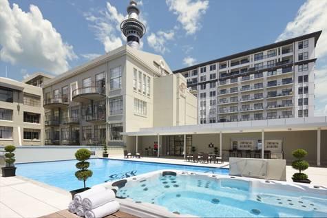 Pool - Heritage Auckland