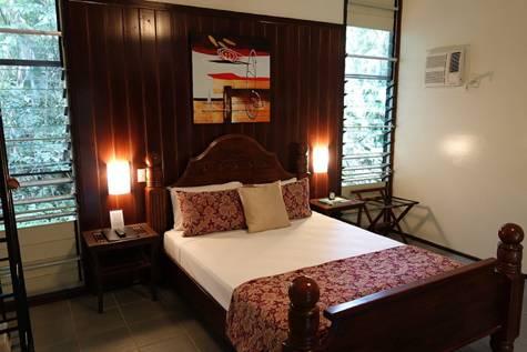 Queen Rainforest Cabin - Heritage Lodge & Spa