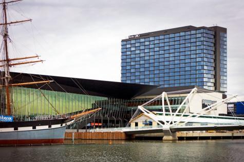 Hotel Exterior - Pan Pacific Melbourne