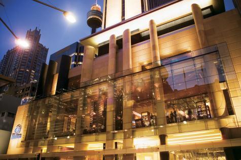 Exterior - Hilton Sydney