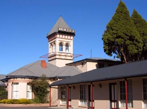 External - Hobart Tower Motel