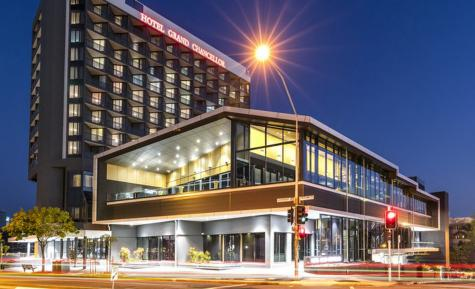 Exterior - Hotel Grand Chancellor Brisbane