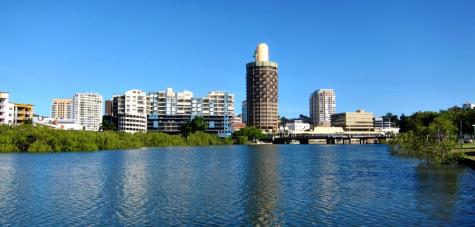 Hotel Exterior - Hotel Grand Chancellor Townsville