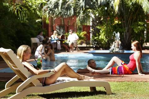 Pool - Hotel Kununurra